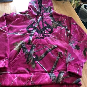 Other - Realtree girls camo hoodie